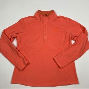The North Face 1/4 Zip Pullover Fleece Jacket